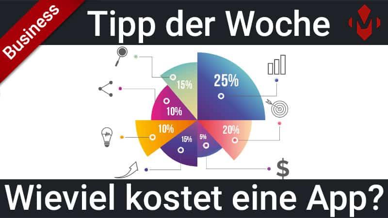 Wieviel kostet eine App-Entwicklung?