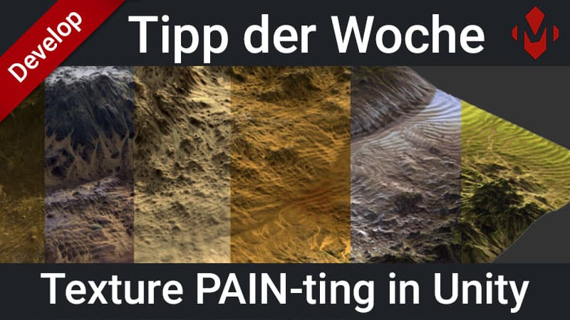 Texture PAIN-ting in Unity