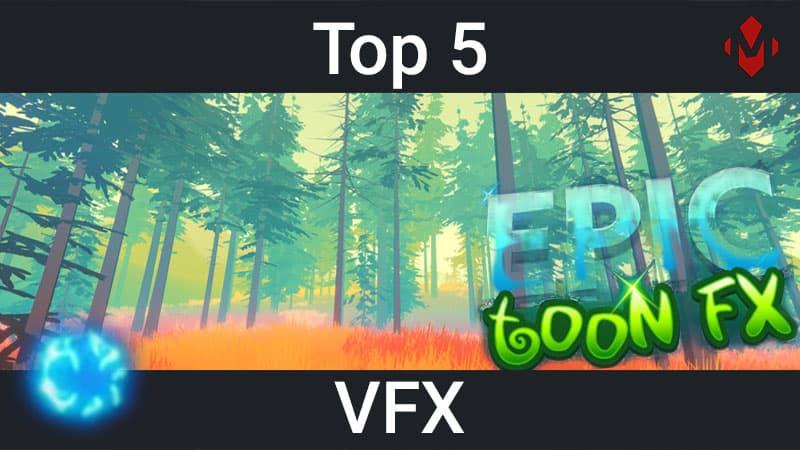 Top 5 Unity Assets – VFX