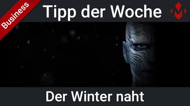 Der Winter naht – Die kalte Jahreszeit im Büro gut überstehen