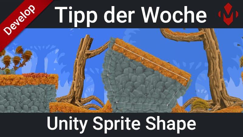 Unity Sprite Shape